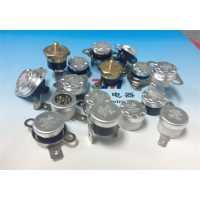 供应陶瓷壳弯角TM22温控开关  消毒柜温控器厂家