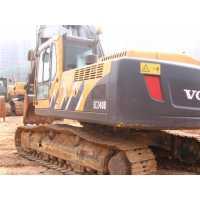 上海中亚进出口二手挖掘机 低价出售进口沃尔沃240二手挖掘机