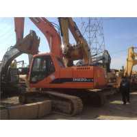 上海中亚二手挖掘机|低价直销斗山DH220-7二手挖掘机