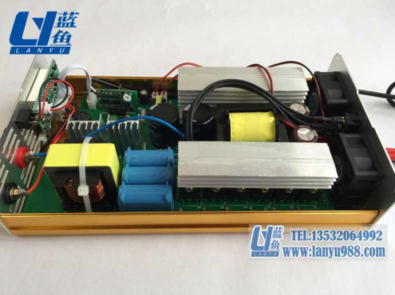 特价推广蓝鱼8号超声波电子电鱼器捕鱼器