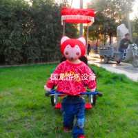 供应宁波国龙机器人拉车,机器人黄包车