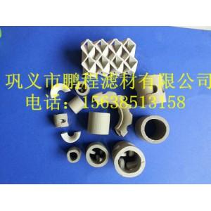 安徽鹏程陶瓷塔器填料生产厂家