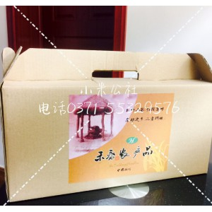 郑州有机小米供应   河南有机小米厂家