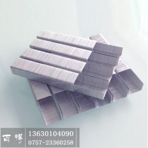 供应百得厂家直销镀锌手动钉系列0.68线径1008F黑色码钉