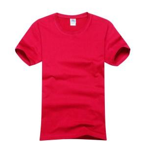 专业定做纯棉t恤广告衫文化衫来图来样定做可绣印图案logo