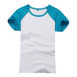 专业定做纯棉插肩袖广告衫卫衣文化衫来图来样定做可绣印logo