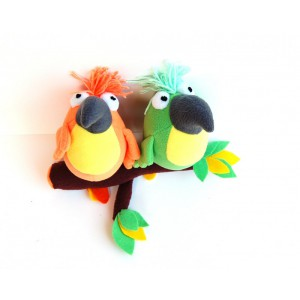 莎菲克玩具厂巨嘴鸟毛绒球10'可爱的巨嘴鸟长毛绒玩具厂家直销