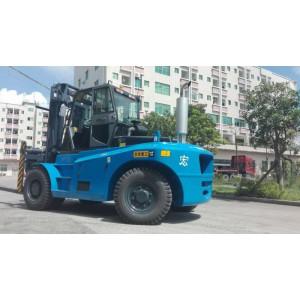 华南重工12吨叉车销售价格 叉车参数尺寸