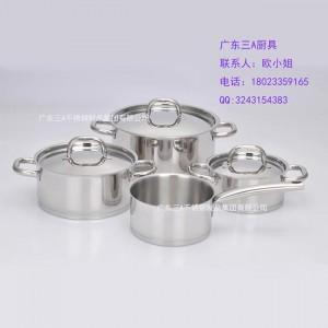 德国品牌锅具代工厂 oem贴牌锅具制造商 定制厨具炊具