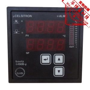 德国baelz定型机温控器6490B-Y 智能温控仪表