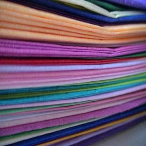 14-17克彩色拷贝纸 单双光薄页纸 500*700mm