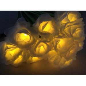 LED灯光节亮化工程市政工程广场花海