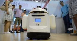 """俄媒称中国奔向""""机器人时代"""" 十年后将主导全球"""