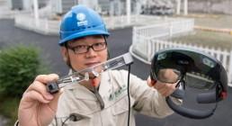重庆成功研制出电力智能巡检眼镜