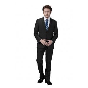 男士白衬衫定制工厂 银行制服订做 职业装订制