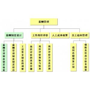 【捷信科技一卡通】佛山薪资管理系统