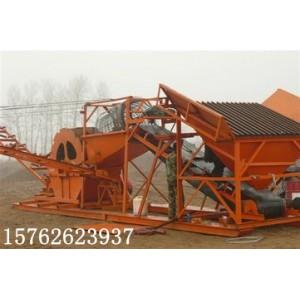 筛沙机厂家  洗石机价格  轮式洗沙设备