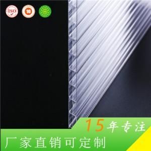 无锡惠臣厂家直销抗冲击紫外线 十年质保 6mmpc阳光板