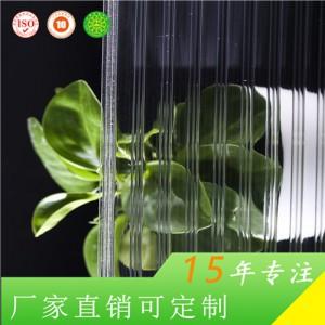 无锡惠臣厂家供应防雾滴阳光板 4mm温室大棚阳光板