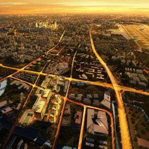 """还有谁""""想在南京""""以成本价制作鸟瞰图"""
