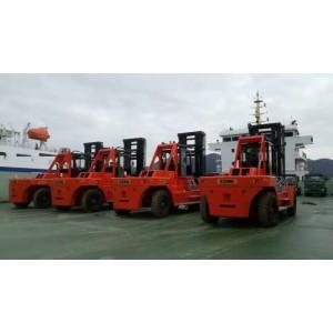 哪里生产28吨集装箱叉车 福建华南重工提供销售28吨叉车