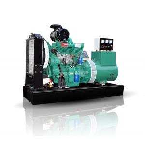 供应潍坊50千瓦柴油发电机组 养殖备用静音无刷发电机组