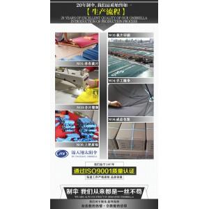 四川锦天翔广告伞制作流程