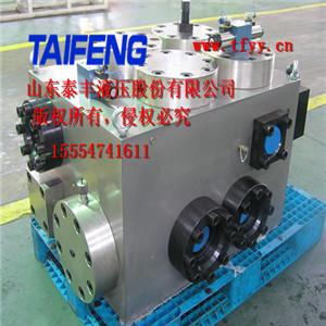 50MN锻造液压机主缸控制