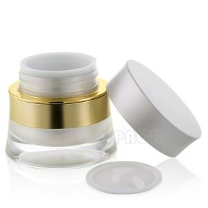 化妆品包装   高档膏霜瓶QS1017C