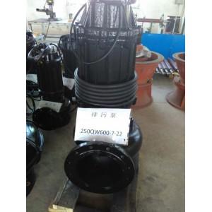 潜水排位泵