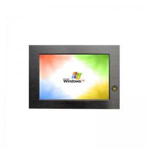 供应win7系统7寸工业平板电脑一体机
