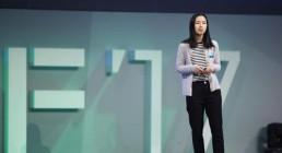 摩拜创始人胡玮炜讲创业情怀:车锁8次迭代 用科技推动向善