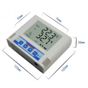 485型温湿度记录仪 XKCON-TH-485-021