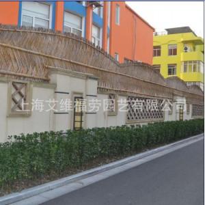 毛竹房装饰 竹房子 竹篱笆墙 竹房顶 竹建筑 竹艺特色