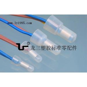 方便快速高效安全压线帽龙三塑胶标准件供应