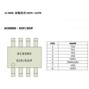 OTPH语音芯片系列80S串行单片机控制/按键模式触发
