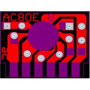 AC8DM18门铃IC语音芯片/双音18首门铃IC有选曲功能