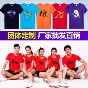昆明t恤定做、昆明广告T恤印刷工艺、昆明T恤衫价格
