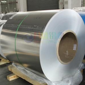1070铝板O态覆膜铝卷板
