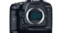 佳能发布EOS-1D X Mark II相机V1.1.3版升级固件