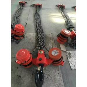 河北手牌石油焊罐电动葫芦全国直供DHP群吊电动葫芦