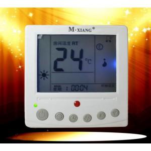 YCK205带时间控制中央空调液晶房间温控器