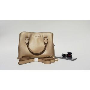 工厂价加工定制生产女式小号真皮单肩斜挎包