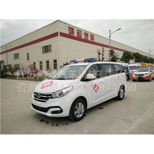 上汽大通G10 救护车厂家直销运送型救护车价格