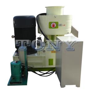 厂家供应环模木屑颗粒机 TYJ550-III 秸秆稻壳颗粒机