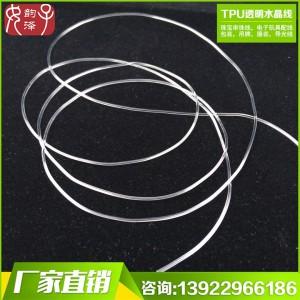 高弹力TPU透明橡筋带_透明弹力带
