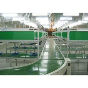 皮带生产线 信阳联广 接驳台 回流焊 SMT设备 自动封箱机