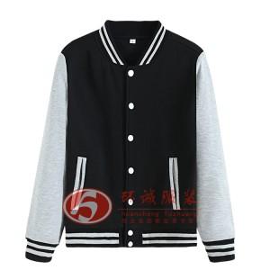 春夏学生运动外套 纯棉棒球服 校服棒球衫 班服制作