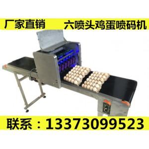 四川全自动鸡蛋喷码机