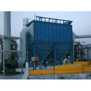 山西瑞洁环保煤矿除尘器